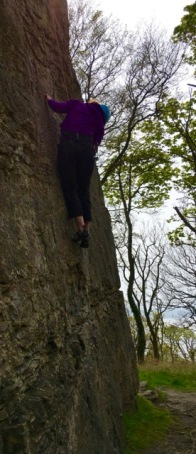 Jen climb Limeklin 7_5_16